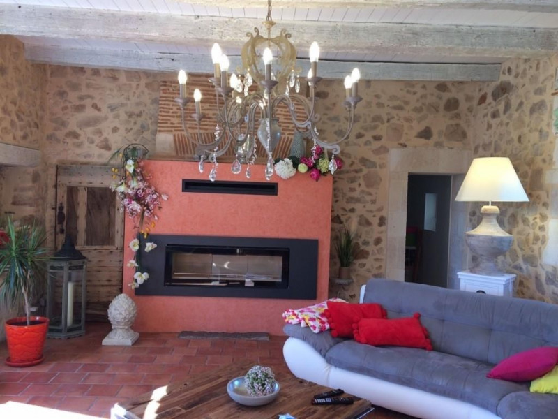 Sale house / villa Mouleydier 338 500€ - Picture 2