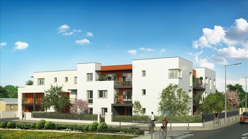 Vente appartement Toulouse 209000€ - Photo 1
