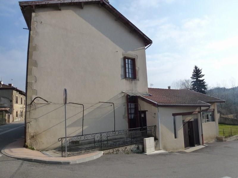 Sale house / villa St christophe et le laris 129000€ - Picture 2