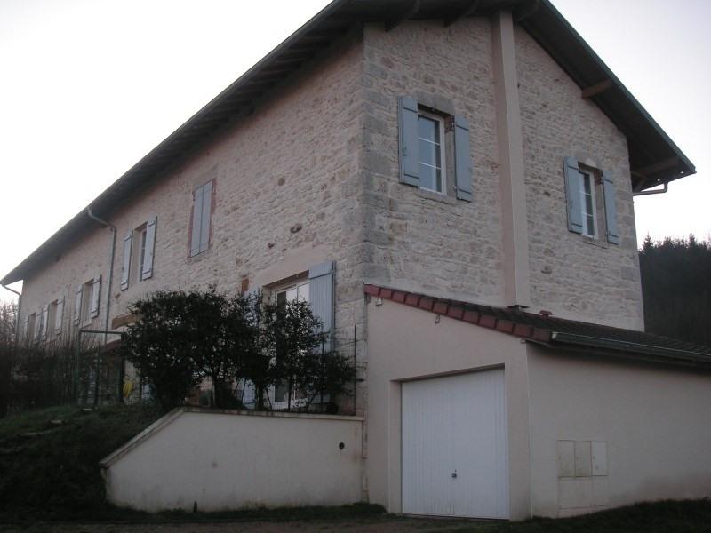 Rental house / villa Poncin 698€ CC - Picture 2