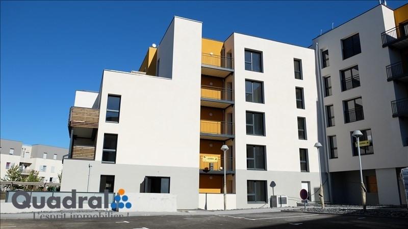Vente appartement Les ponts de ce 161000€ - Photo 1