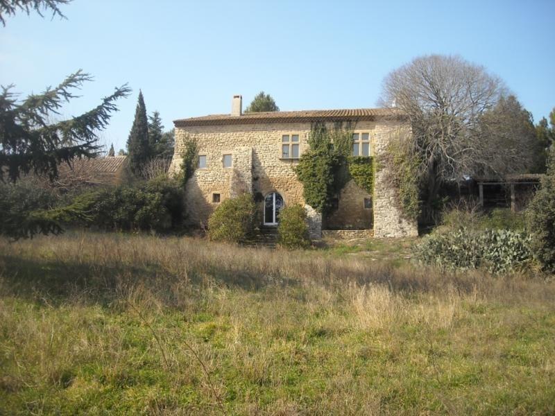 Location maison / villa Cornillon confoux 2500€ CC - Photo 3