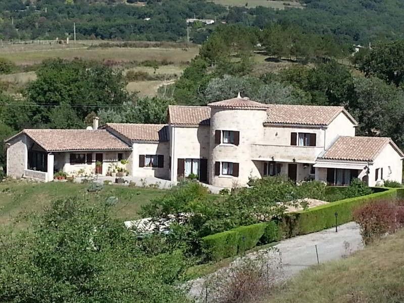 Vente de prestige maison / villa Saint-vincent-de-barrès 818000€ - Photo 2