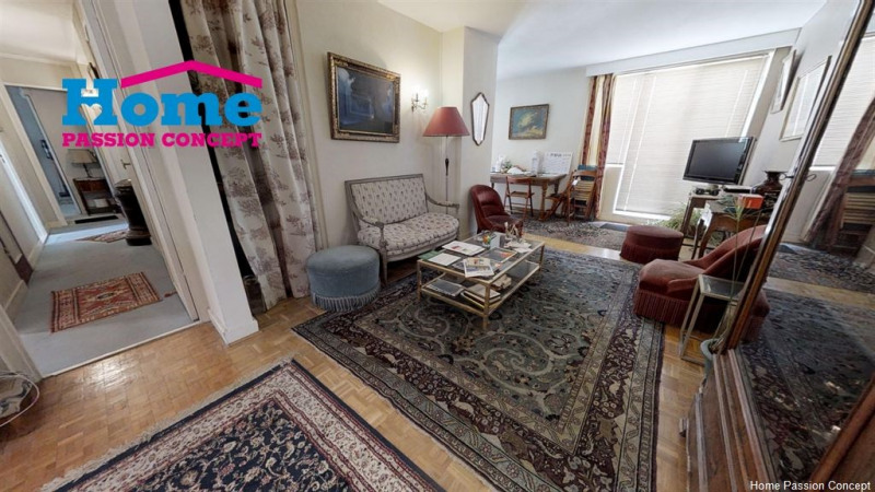 Sale apartment Nanterre 499 000€ - Picture 4