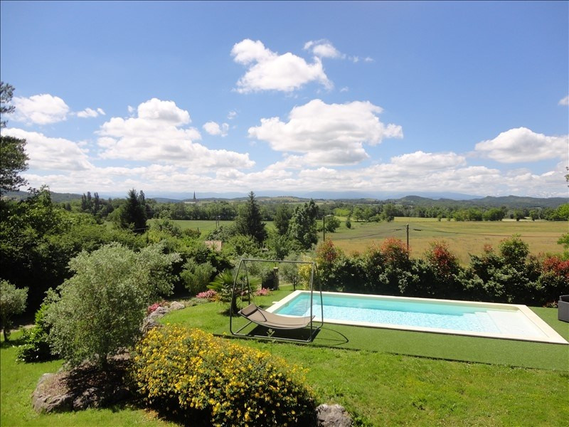 Vente maison / villa Mirepoix 378000€ - Photo 2