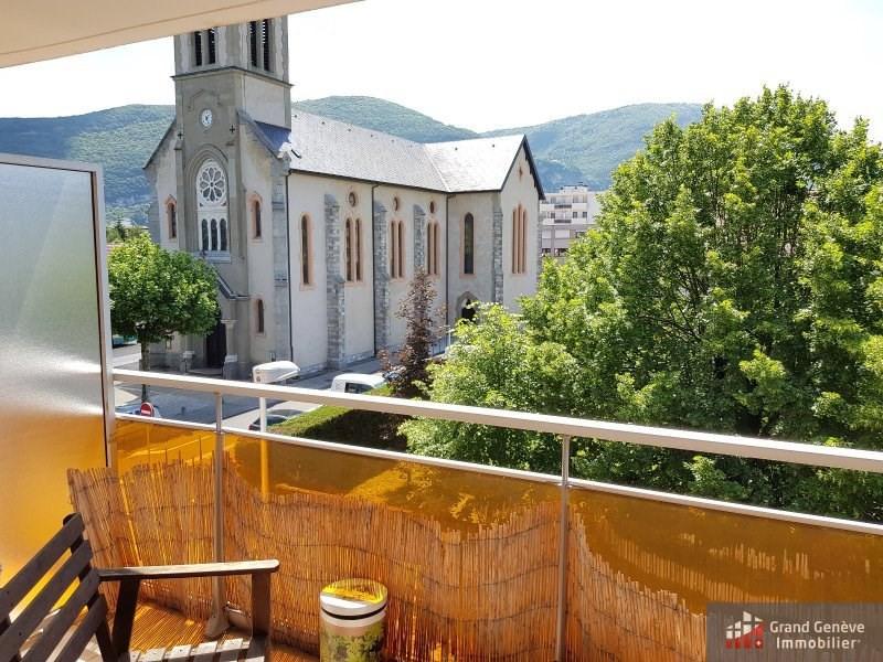 Vente appartement Gaillard 275000€ - Photo 3