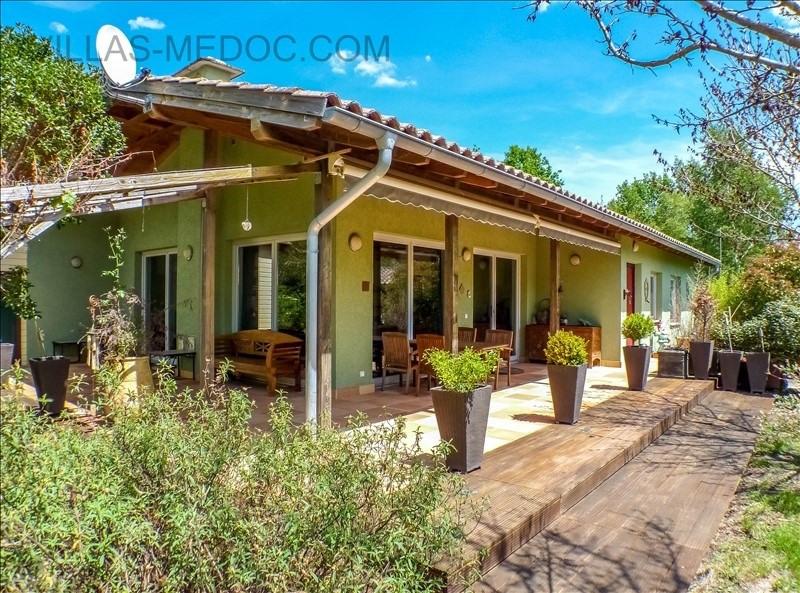 Sale house / villa Naujac sur mer 286000€ - Picture 3