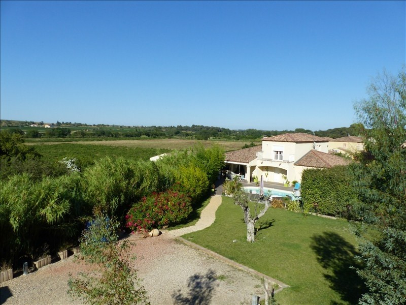 Deluxe sale house / villa Boujan sur libron 570000€ - Picture 5
