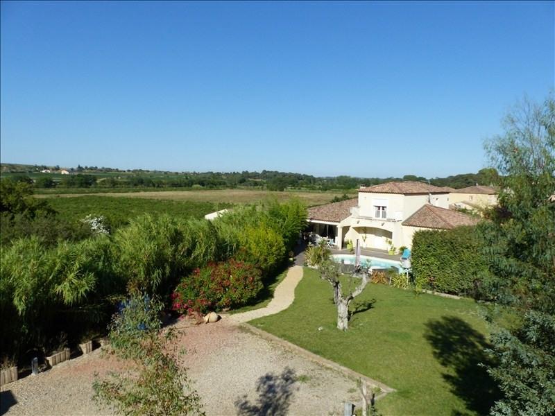 Vente de prestige maison / villa Boujan sur libron 570000€ - Photo 5