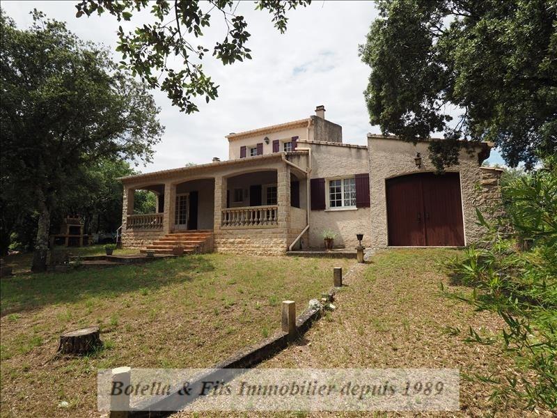 Verkoop  huis Uzes 227000€ - Foto 1