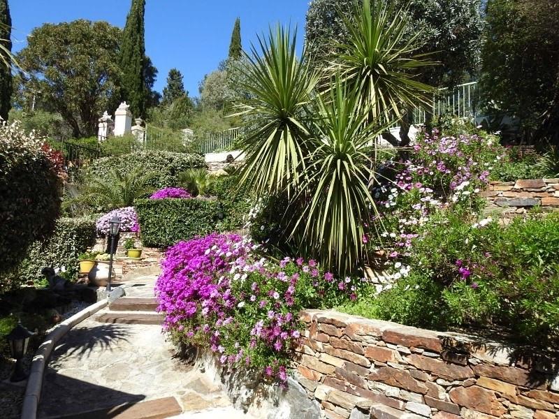 Immobile residenziali di prestigio casa Bormes les mimosas 1299000€ - Fotografia 4