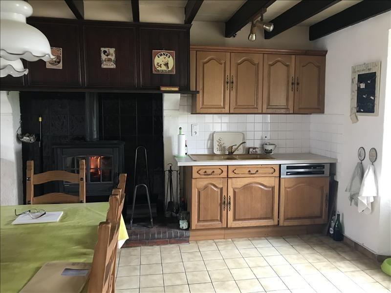 Sale house / villa Millieres 147500€ - Picture 2