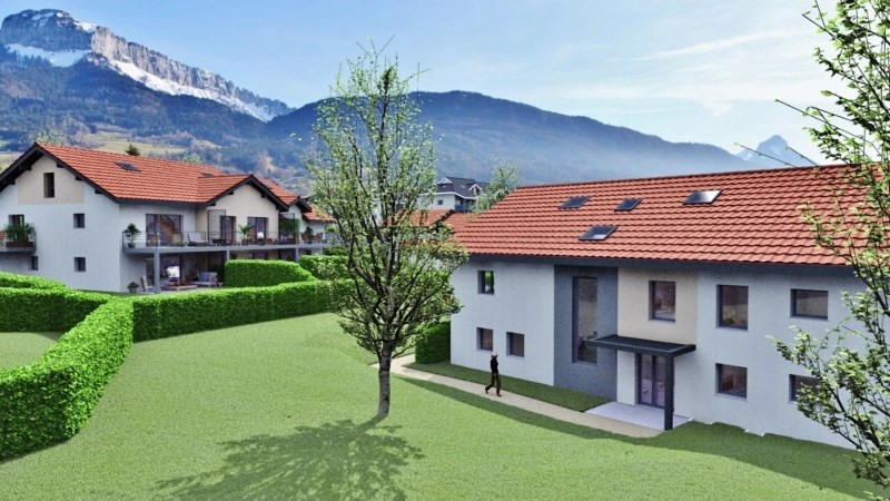 Vente appartement Villaz 301000€ - Photo 3