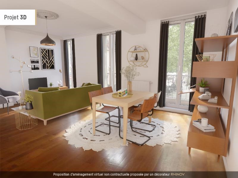 Location appartement Dijon 950€ CC - Photo 1