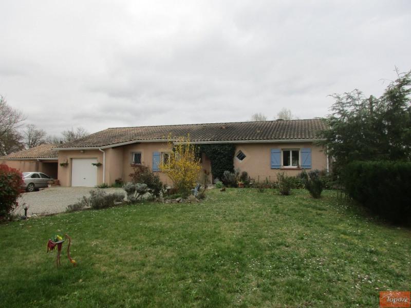 Sale house / villa Pompertuzat 435000€ - Picture 1