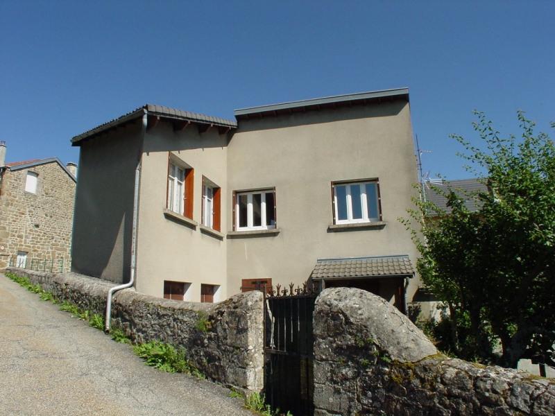 Vente maison / villa St agreve 65200€ - Photo 1