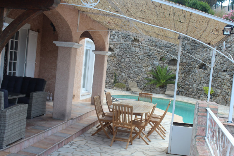 Vacation rental house / villa Les issambres 1 520€ - Picture 14