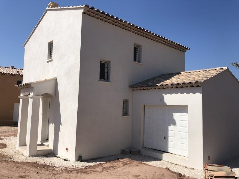 Sale house / villa Puget ville 305000€ - Picture 1