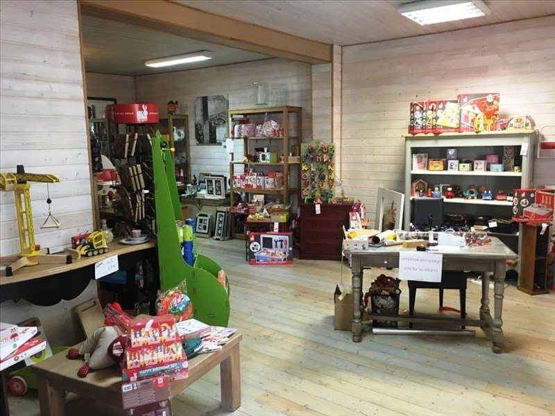 Location local commercial Fougeres 850€ HT/HC - Photo 1