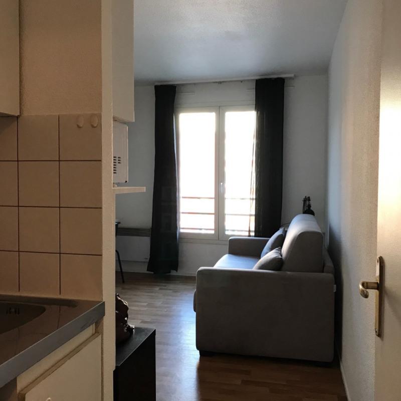 Sale apartment Paris 20ème 215000€ - Picture 7