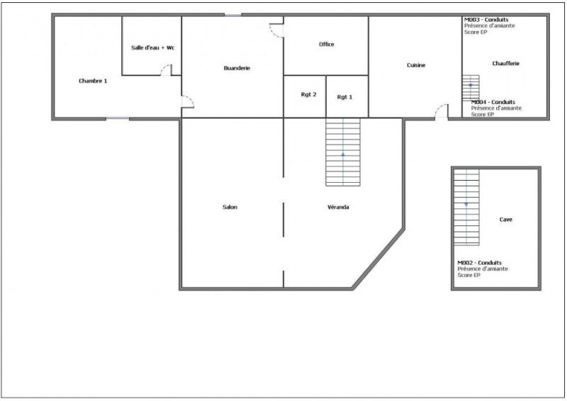 Deluxe sale house / villa L etang la ville 1195000€ - Picture 15