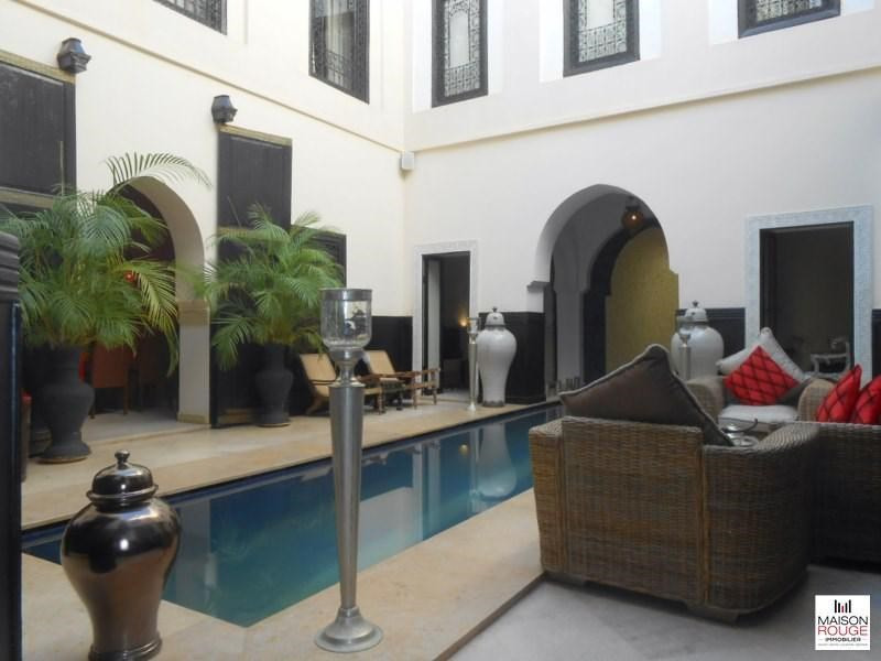 Vente de prestige maison / villa Marrakech 954 810€ - Photo 2