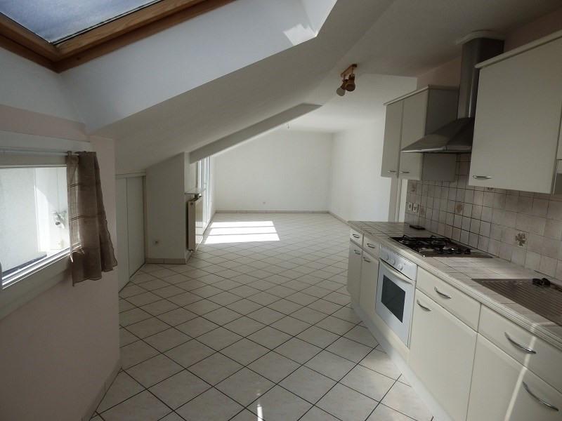 Rental apartment Aix les bains 863€ CC - Picture 1