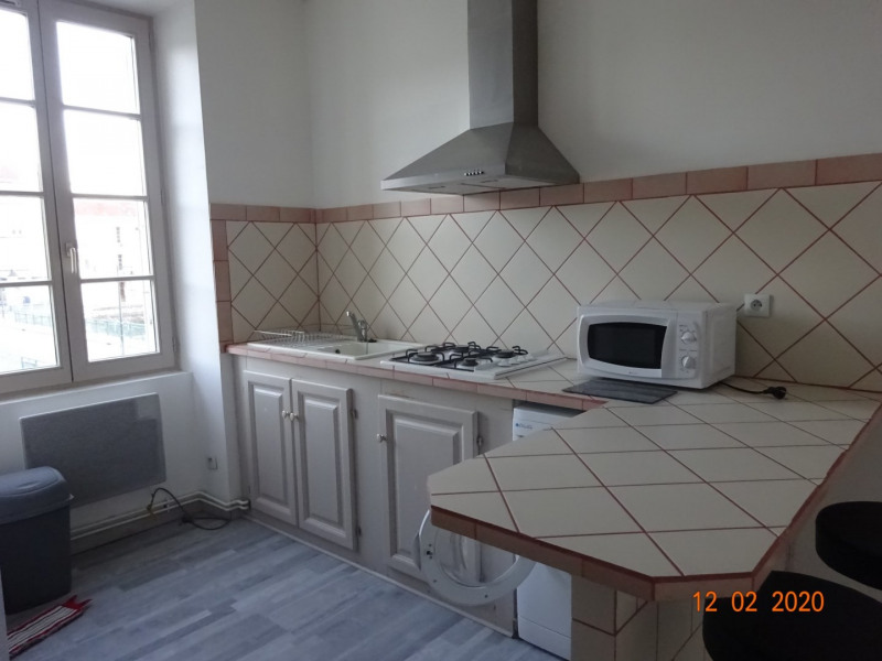 Location appartement St vallier 480€ CC - Photo 1