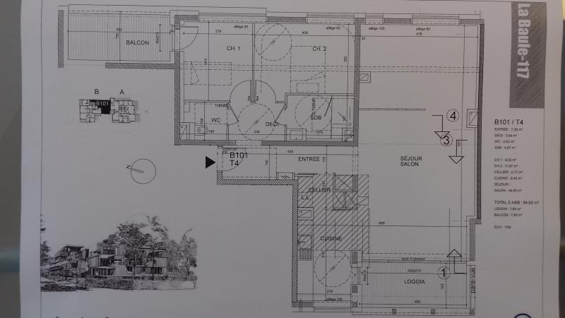豪宅出售 公寓 La baule 630000€ - 照片 2