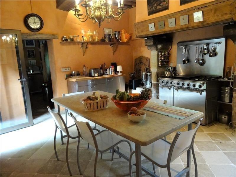 Revenda casa Villeneuve sur allier 378000€ - Fotografia 4