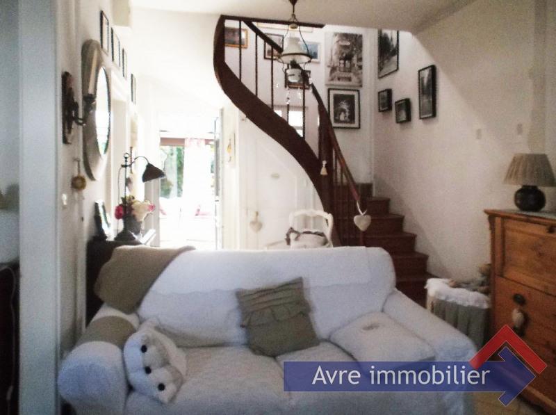 Vente maison / villa Verneuil d'avre et d'iton 268000€ - Photo 3
