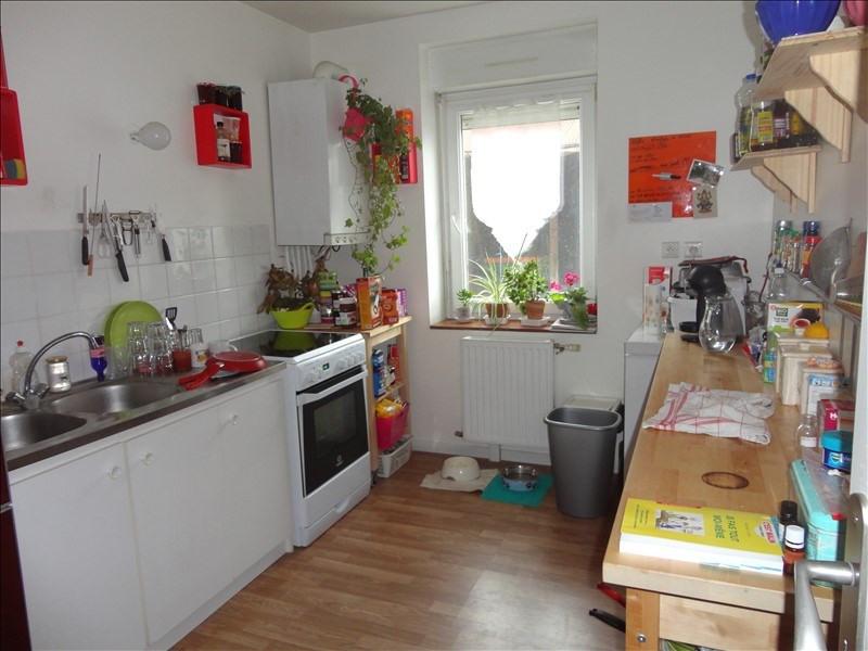 Rental apartment St vaast les mello 655€ CC - Picture 8
