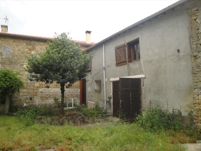 Vente maison / villa Mougon 106000€ - Photo 5
