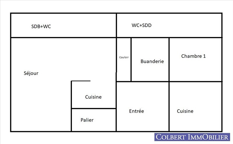 Vente immeuble Joigny 130000€ - Photo 10