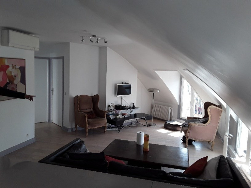 Rental apartment Paris 8ème 3200€ CC - Picture 4