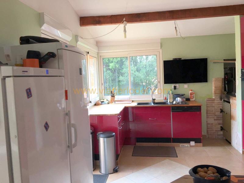 Vitalicio  casa Pourrières 95000€ - Fotografía 8
