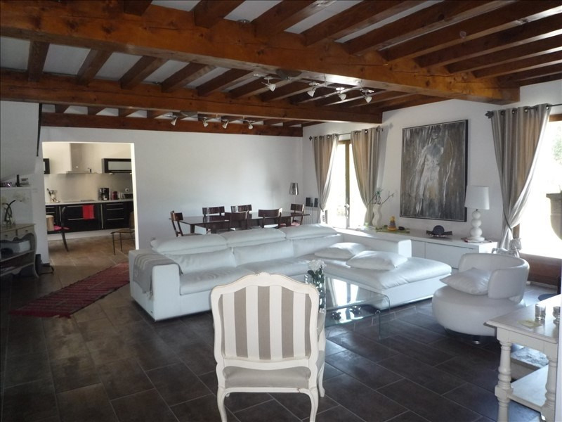 Sale house / villa Cremieu 498 000€ - Picture 1