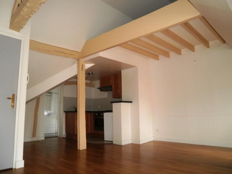 Locação apartamento Rouen 470€ CC - Fotografia 1