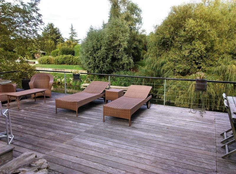 Sale house / villa Villennes sur seine 721000€ - Picture 4