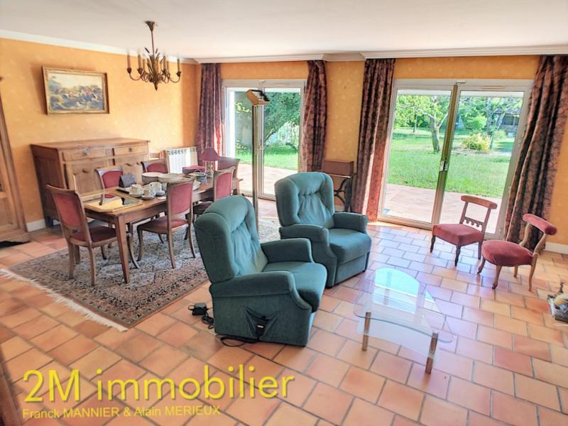 Sale house / villa Dammarie les lys 379500€ - Picture 5