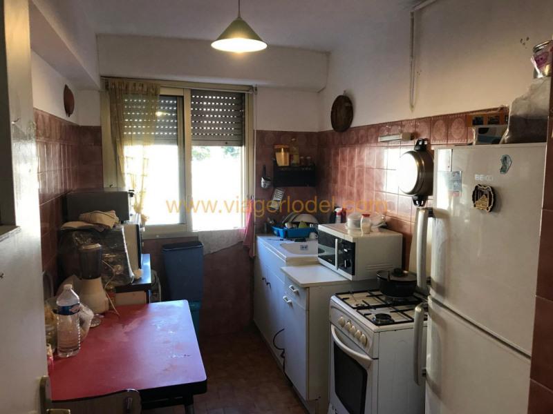 Vendita nell' vitalizio di vita appartamento Nice 38500€ - Fotografia 3