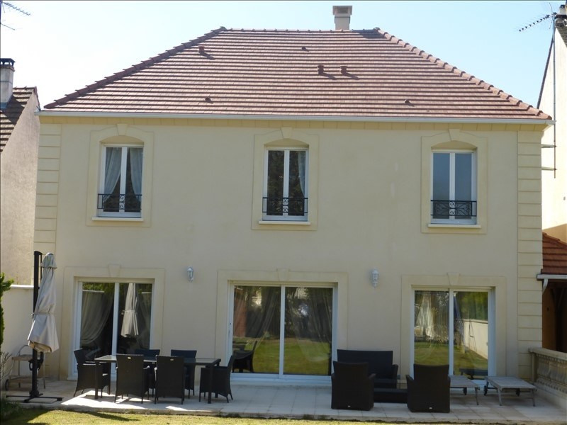 Sale house / villa St brice sous foret 865 000€ - Picture 4