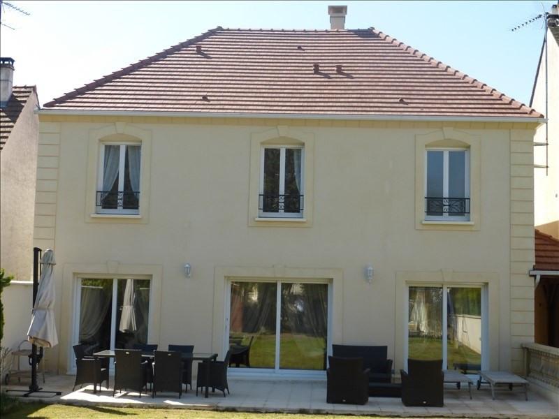 Vente maison / villa St brice sous foret 865000€ - Photo 4