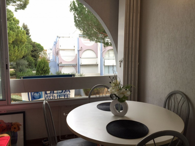 Sale apartment Le grau du roi 80 000€ - Picture 1
