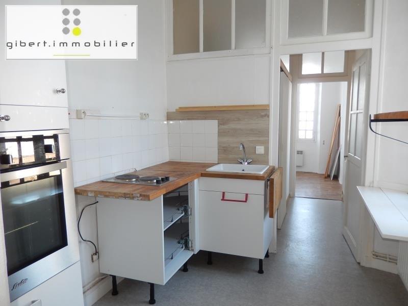 Location appartement Le puy en velay 412,79€ CC - Photo 2