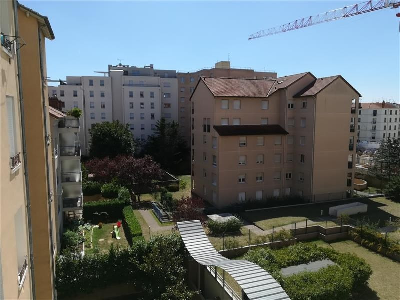 Sale apartment Villeurbanne 180 000€ - Picture 1