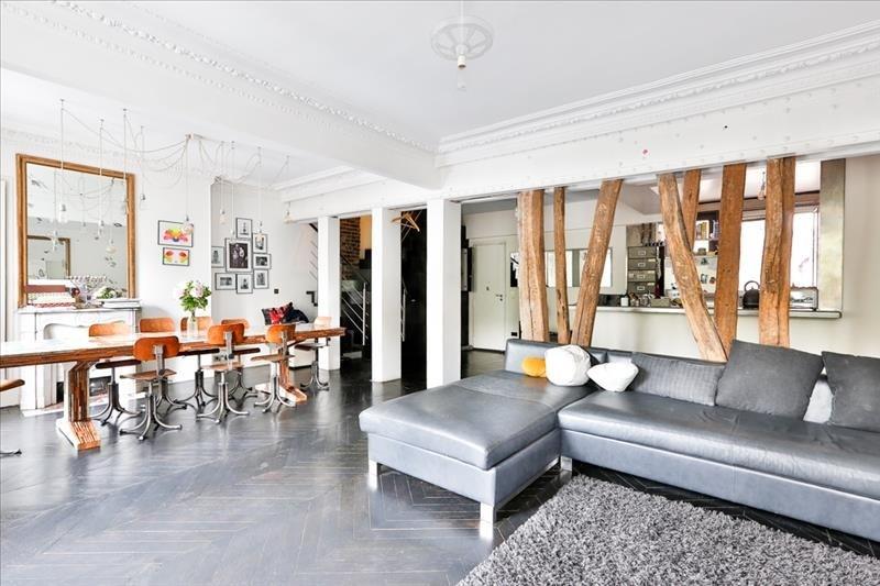 Vente appartement Paris 19ème 1100000€ - Photo 2