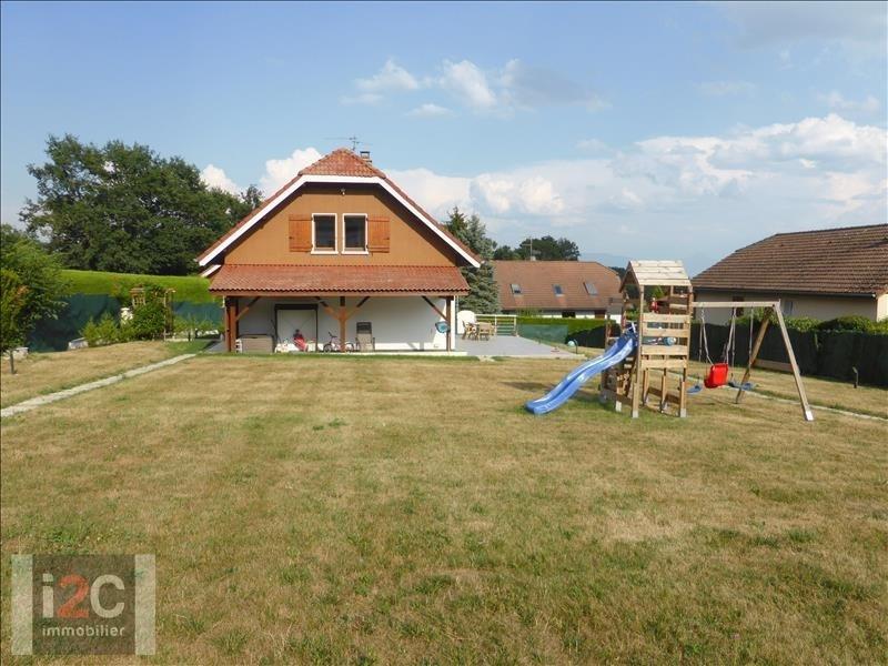 Rental house / villa Echenevex 2800€ CC - Picture 1