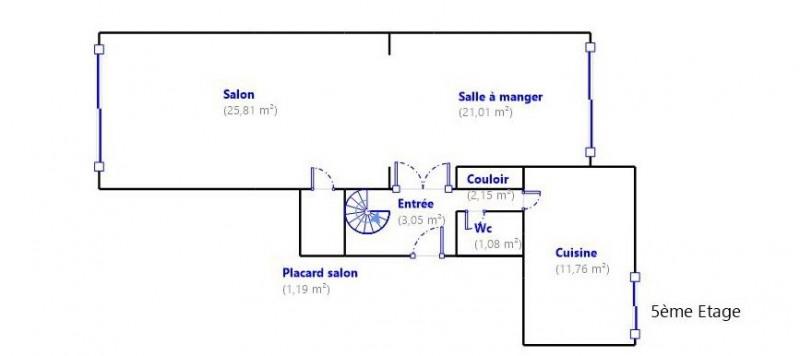 Vente appartement Limoges 349500€ - Photo 15
