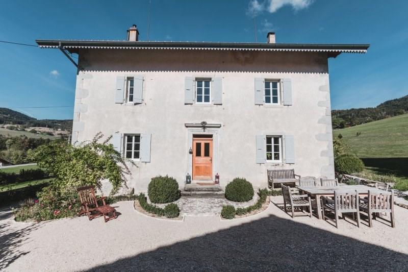 Venta de prestigio  casa Habere lullin 827000€ - Fotografía 20